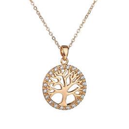 ***Tree of Life - GELBVERGOLDET