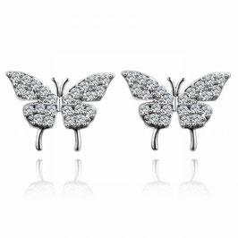 ***RISANNA - Ohrstecker Schmetterling
