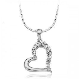 BAIKA - Halskette mit Herzanhänger