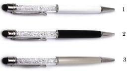 Crystal Pen / Kristall-Kugelschreiber