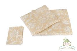 Детски спален комплект пет части от био памук