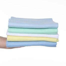 Бебешки пелени от органичен памук, комплект 5бр, Boys