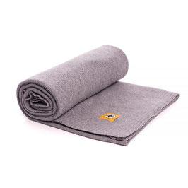 Бебешко одеяло от био памук и мериносова вълна