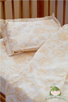 Детски спален комплект три части от био памук