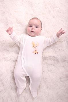 Бебешки гащеризон от био памук