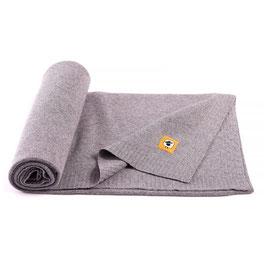 Детско одеяло от био памук и мериносова вълна