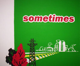 """Sometimes"" (Painted Popsong 32)"