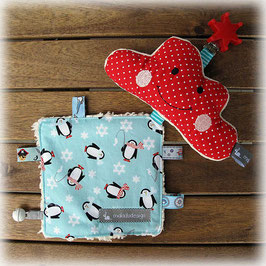 Geschenk-Set Pinguin