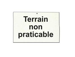 Terrain - non praticable
