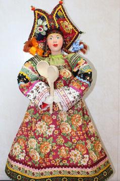 Кукла Русская скоморошка