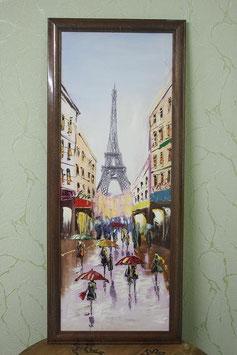 """Картина """" Улочки Парижа"""""""