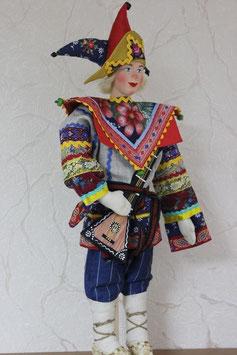 Кукла Русский Скоморох