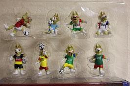 Набор игрушек FIFA 2018  (интернациональная команда)
