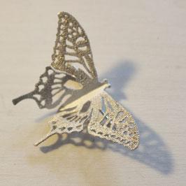 アゲハ蝶のブローチ M