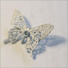 アゲハ蝶のブローチ S