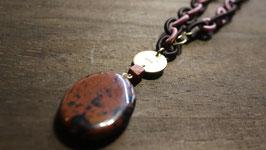 バックチャーム+obsidian-mahog+t057