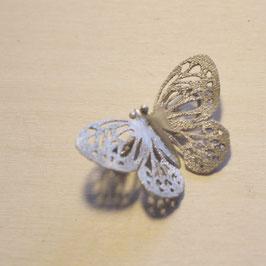 蝶のブローチ(シジミチョウ)