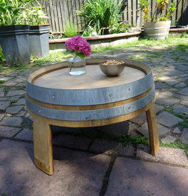Wijnvattafel vanaf 35 cm tot 47 cm