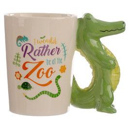 Mug crocodile