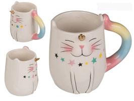 Mug unicorn chat