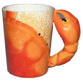 Mug crabe