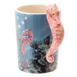 Mug hyppocampe