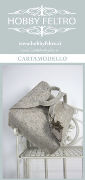 cartamodello-portatorta in feltro
