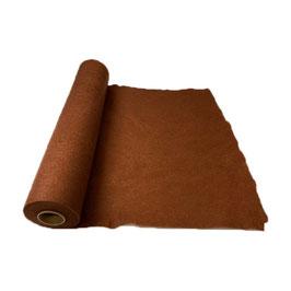 Pannolenci rotoli 5mtx45cm colore marrone chiaro