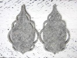 Orecchini in feltro-col 49
