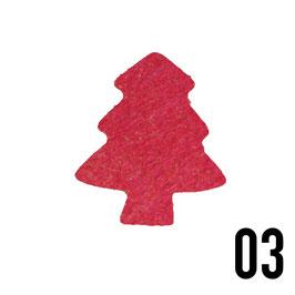 albero di natale-conf. 4 pz