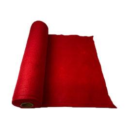 Pannolenci rotoli 5mtx45cm colore rosso natale