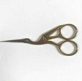 forbicina da ricamo 11,5 cm col. oro