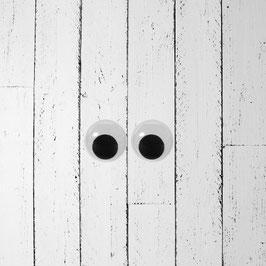 occhi per bambole- 4mm