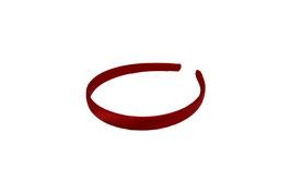 cerchietti per capelli 1,5 cm confezione 3 pz (col. 10 rosso)