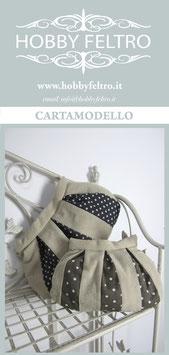 cartamodello-bustine bicolore