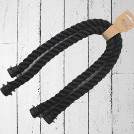 manico corda 50 cm-col nero