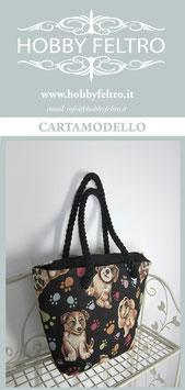 cartamodello-borsa con sacchetto