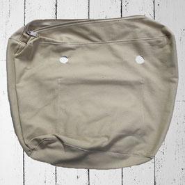 interno per borsa-beige