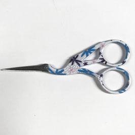 forbicina da ricamo 11,5 cm col. blu