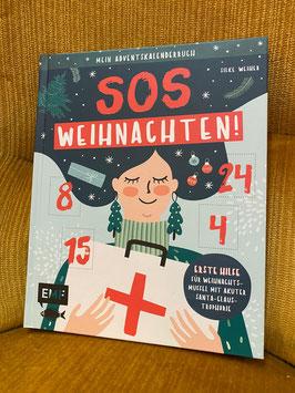 Buch-Adventskalender SOS Weihnachten