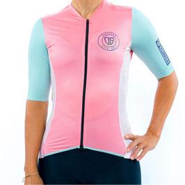 Velotrikot unisex - pink /mint