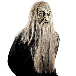83155 - Maschera Taus endjährige con barba e capelli