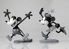 Mickey & Minnie maquette black & white reproduction  (Limited Edition 1000) - 4051312