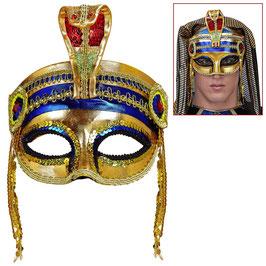 Maschera Faraone con decori - 07789