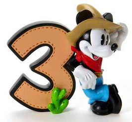 Mickey Mouse number 3 - 4017903
