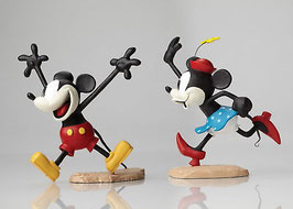 Mickey & Minnie maquette color reproduction  (Limited Edition 2000) - 4051311