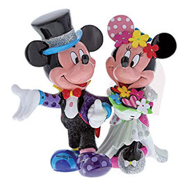 BRITTO - Mickey & Minnie sposi - 4058179