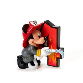 Mickey Mouse number 4 - 4017904