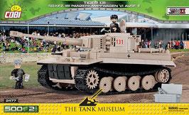 "500 Pz - ""TIGER 131 SD.K.FZ. 181 PANZERKAMPFWAGEN VI AUSF. E"" Cod. 2477"