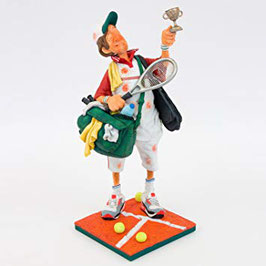 By Gulliermo Forchino - THE TENNIS PLAYER - FO 84008